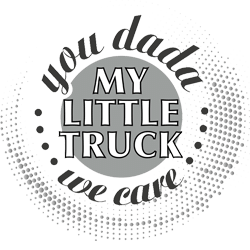 Youdadawecare My Little Truck